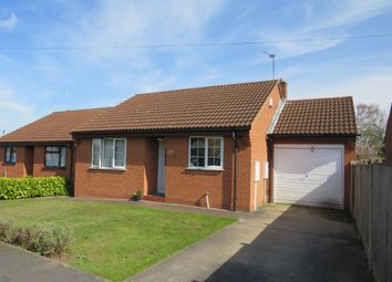 2 bed detached bungalow for sale in Arundel Drive, Ranskill, Retford DN22