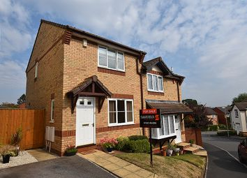 Thumbnail 2 bed semi-detached house for sale in Jupes Close, Exminster, Near Exeter