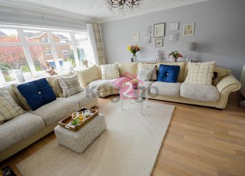 4 bed detached house for sale in Ribblesdale Drive, Ridgeway, Sheffield S12