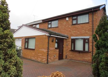 Thumbnail 3 bed semi-detached house for sale in Horstone Crescent, Great Sutton, Ellesmere Port