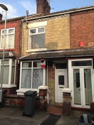 Thumbnail 2 bed terraced house to rent in Harcourt Street, Stoke On Trent