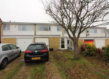 Thumbnail 3 bed terraced house to rent in Hanwood Close, Woodley, Reading