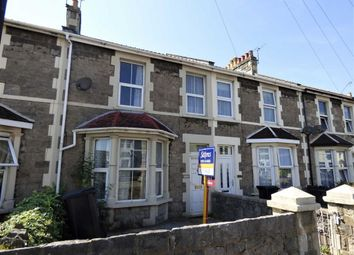 Thumbnail 3 bed terraced house for sale in Drove Road, Weston-Super-Mare