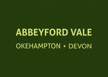 Thumbnail 3 bed end terrace house for sale in Abbeyford Vale, Crediton Road, Okehampton, Devon