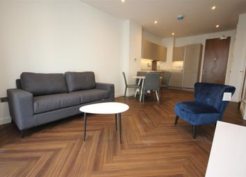 Thumbnail 1 bed flat to rent in Blue, Media City Uk, Salford