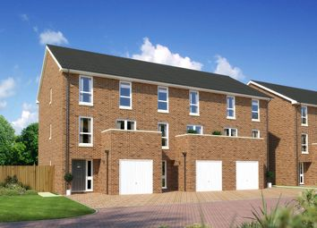 "Thumbnail 4 bed town house for sale in ""Kinneil"" at Drum Farm Lane, Bo'ness"
