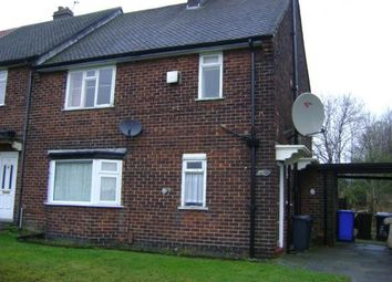 Thumbnail 1 bed flat to rent in Welbeck Close, Whitefield
