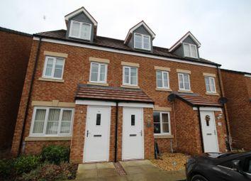 Thumbnail 3 bed terraced house for sale in Glaramara Drive, Carlisle, Cumbria