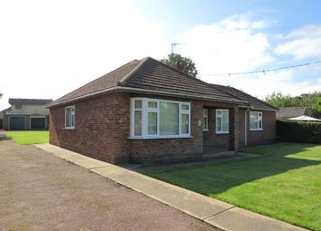 Thumbnail 3 bed detached bungalow for sale in Church Green Road, Fishtoft, Boston
