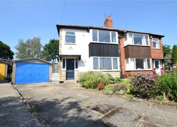 Thumbnail 3 bed semi-detached house for sale in St. Anns Gardens, Leeds, West Yorkshire