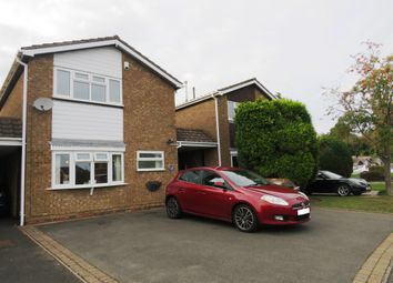 Thumbnail 3 bed detached house for sale in Kittiwake Drive, Brierley Hill