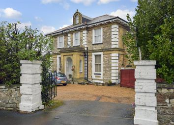 Thumbnail 3 bed flat for sale in West Hill Road, Ryde, Isle Of Wight