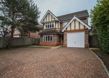Thumbnail 5 bed detached house for sale in Foley Road, Claygate, Esher