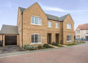 Thumbnail 4 bedroom semi-detached house for sale in Swaffham, Norfolk