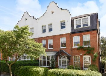 Thumbnail 3 bed flat for sale in Kidderpore Gardens, Hampstead