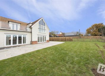 Thumbnail 5 bed link-detached house for sale in Old Lodge Court, White Hart Lane, Chelmsford, Essex
