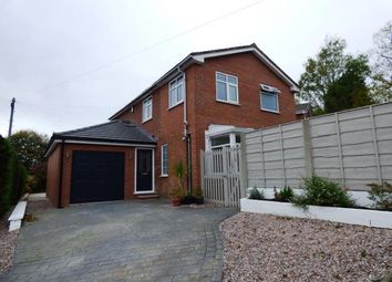 Thumbnail 4 bed detached house for sale in Camborne Avenue, Macclesfield, Cheshire