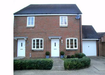 Thumbnail 2 bed property to rent in Butleigh Road, Swindon