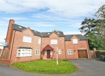 Thumbnail 6 bed detached house to rent in Longlands Lane, Findern