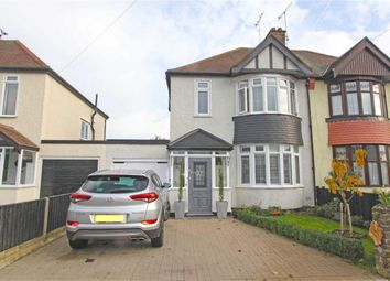 Thumbnail 3 bed semi-detached house for sale in Tudor Gardens, Shoeburyness, Essex