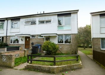 Thumbnail 3 bedroom end terrace house to rent in Mountbatten Close, Sudbury