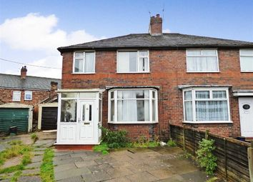 Thumbnail 3 bedroom semi-detached house for sale in Fontaine Place, Stoke, Stoke-On-Trent