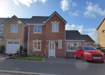 Thumbnail 3 bed detached house for sale in St Ilids Meadow, Llanharan, Llanharan