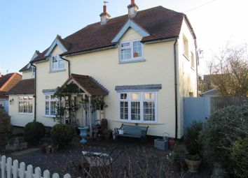 Thumbnail 4 bed cottage for sale in Holmscroft Road, Herne Bay