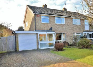 Thumbnail 3 bed semi-detached house for sale in Broad Leys, Princes Risborough