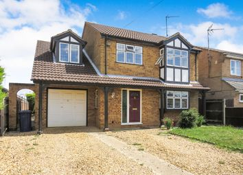 Thumbnail 4 bed detached house for sale in Pendula Road, Wisbech