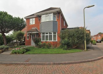 Thumbnail 4 bed detached house for sale in Rockingham Way, Fareham