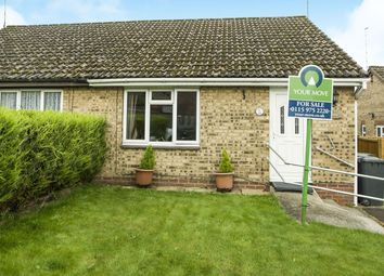 Thumbnail 2 bed bungalow for sale in Brompton Close, Arnold, Nottingham