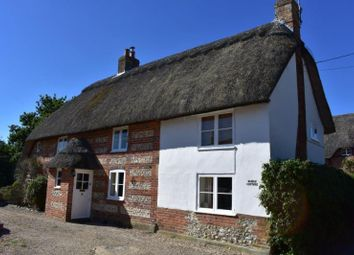 Thumbnail 3 bed cottage for sale in Horse Shoe Lane, Ibthorpe