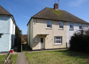 Thumbnail 3 bed semi-detached house for sale in King Georges Avenue, Dovercourt, Harwich