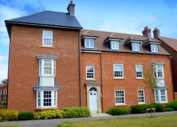 Thumbnail 2 bed flat to rent in Greenkeepers Road, Biddenham, Bedford