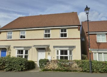 Thumbnail 3 bed semi-detached house to rent in Firs Avenue, Uppingham, Oakham