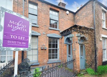 Thumbnail 3 bedroom terraced house to rent in Drury Lane, Lincoln