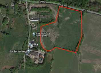 Thumbnail Land for sale in Battle Road, Heathfield