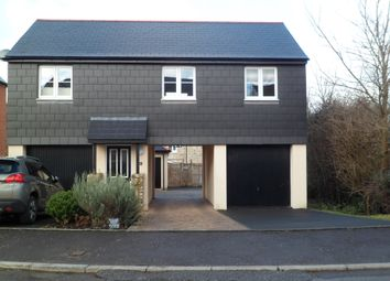 Thumbnail 2 bed flat to rent in Catnip Close, Axminster