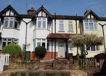 Thumbnail 3 bed terraced house to rent in Marsham Lane, Gerrards Cross, Buckinghamshire