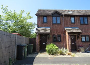 Thumbnail 2 bed end terrace house for sale in St Lawrence Close, Hedge End, Southampton