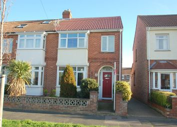 Thumbnail 3 bed end terrace house for sale in Worthing Avenue, Gosport