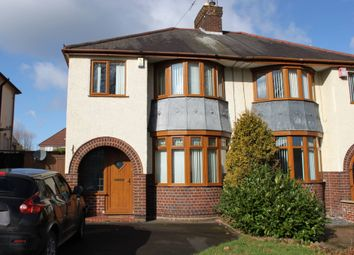 Thumbnail 3 bed semi-detached house for sale in Warstones Road, Penn