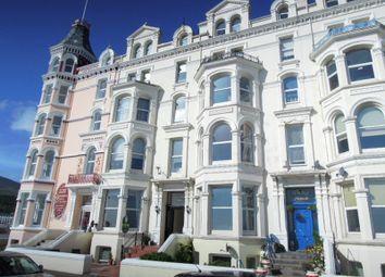 Thumbnail 2 bed flat for sale in Mooragh Promenade, Ramsey