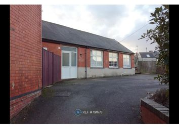 Thumbnail 2 bed bungalow to rent in Owen Street, Coalville