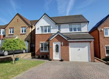 Thumbnail 4 bed detached house for sale in Lingfield, Houghton Le Spring