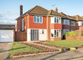 Thumbnail 4 bed detached house for sale in Uxbridge Road, Rickmansworth