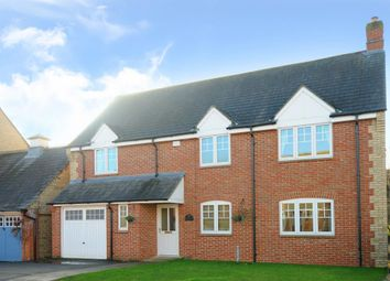 Thumbnail 5 bed detached house for sale in Ambrosden, Oxfordshire