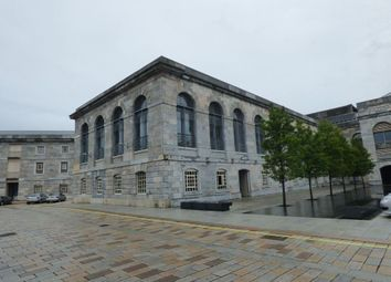 Thumbnail 1 bed flat to rent in Royal William Yard, Plymouth, Devon