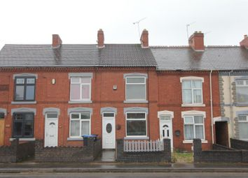 3 bed terraced house for sale in Coventry Road, Hinckley LE10